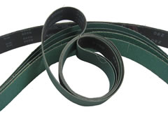 2 x 72 ZIRCONIA SANDING BELTS 120Y Z0151-120 - Click Image to Close