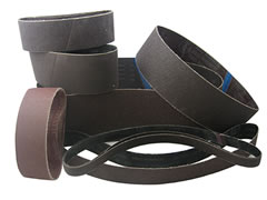 4 x 21-3/4 Everlast Aluminum Oxide Sanding Belts 00109 - Click Image to Close