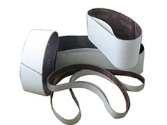 6 x 48 White Non-Loading Sanding Belts 00172 - Click Image to Close