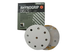 "5""-9 Hole 120-D Rhynogrip Hook & Loop Discs for Festool 59-120"