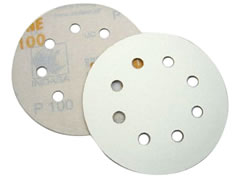 "6""-8 Hole 240-C RhynoGrip Hook & Loop Discs 01915 - Click Image to Close"