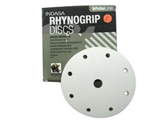 "6""-9 Hole 180-C Rhynogrip Hook & Loop Discs for Festool 69-180 - Click Image to Close"