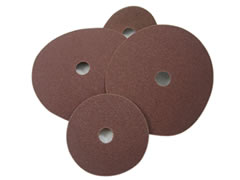 "4""x5/8"" 80x Heavy Duty Resin Fibre Discs 50002-BX25"