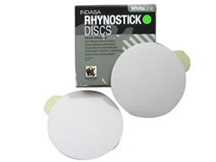 "6"" Solid 40-D Rhynalox Sticky Discs 01729 - Click Image to Close"