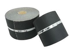 8 x 50 yds 36 grit Silicon Carbide Floor Sanding Rolls FO104 - Click Image to Close