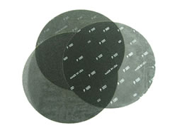 "16"" 150 grit Sandscreen Mesh Discs FO424 - Click Image to Close"