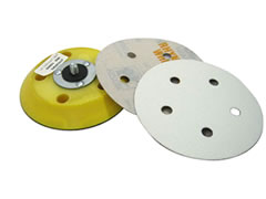 HOOK & LOOP DISC PADS