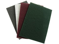 "6""x 9"" Maroon Hand Pad (Medium) 70301"