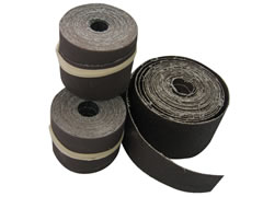 "2"" Pre-Cut Tapered Strips 220x for Delta 18"" Drum Sander- 01591-220 - Click Image to Close"