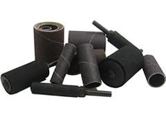 "4"" x 9"" Replacement Abrasive Spindle Sleeves 37346 - Click Image to Close"